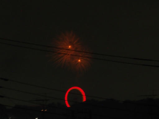 20170806・この場所は最後の花火16