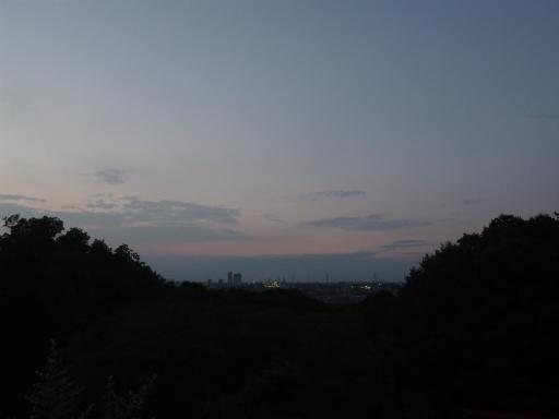 20170812・荒幡富士花火3-12・頂上についての小手指