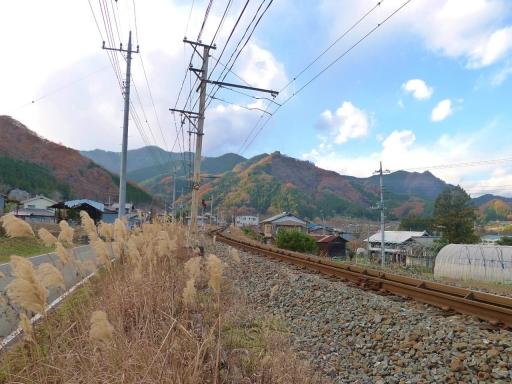 20161011・鉄写5位・紅葉の秩父鉄道白久~三峰口