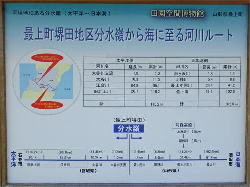 堺田分水嶺2017-9