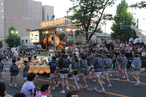 秋田竿灯祭り2017-6