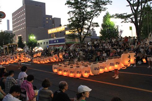 秋田竿灯祭り2017-7
