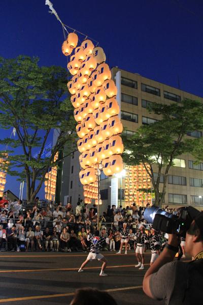 秋田竿灯祭り2017-13