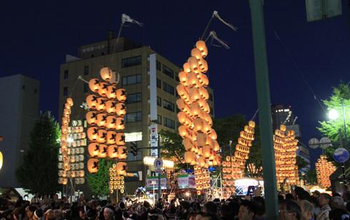 秋田竿灯祭り2017-14