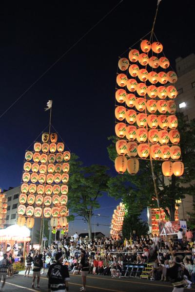 秋田竿灯祭り2017(2)-1
