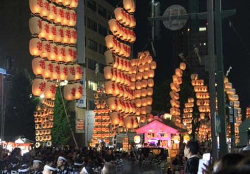 秋田竿灯祭り2017(2)-2
