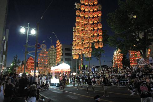 秋田竿灯祭り2017(2)-3