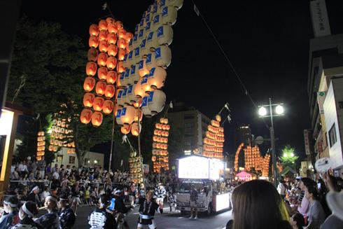 秋田竿灯祭り2017(2)-4