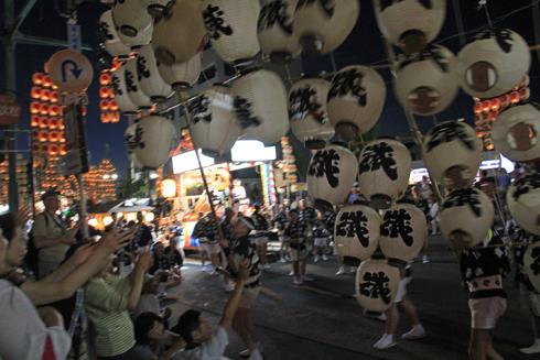 秋田竿灯祭り2017(2)-5
