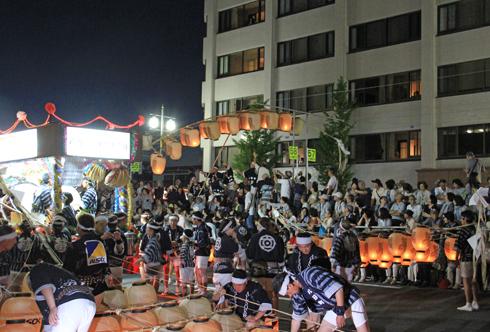 秋田竿灯祭り2017(2)-6
