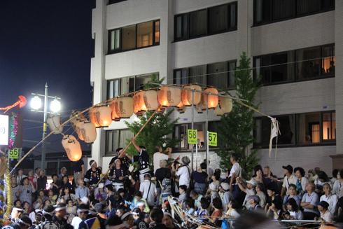 秋田竿灯祭り2017(2)-7