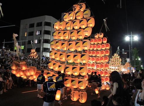秋田竿灯祭り2017(2)-11