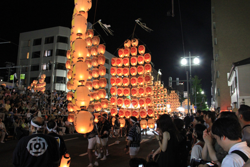 秋田竿灯祭り2017(2)-12
