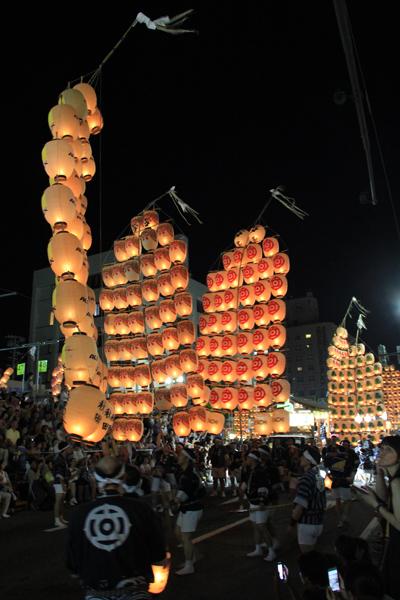 秋田竿灯祭り2017(2)-13