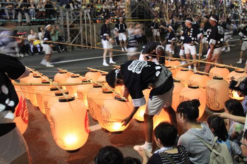 秋田竿灯祭り2017(2)-14