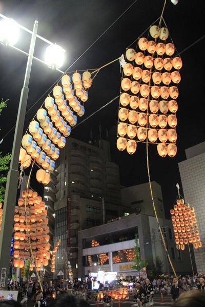 秋田竿灯祭り2017(2)-16