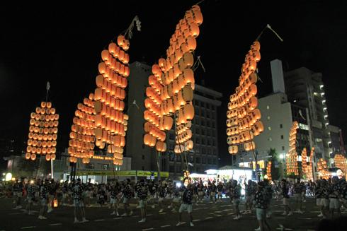 秋田竿灯祭り2017(2)-17