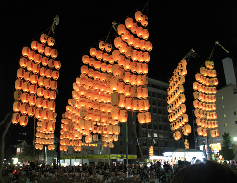 秋田竿灯祭り2017(2)-18