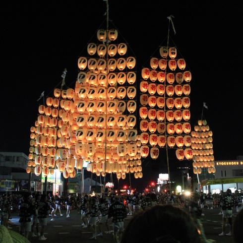 秋田竿灯祭り2017(2)-20