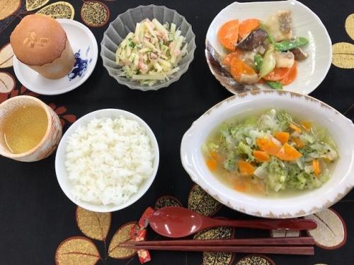 季節料理・野菜を堪能する
