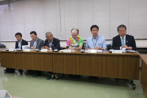 「恋瀬川サイクリングコース管理運営協議会」⑩