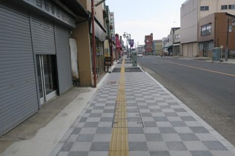 「守木町商店会の歩道が良くなりました!」 (7)