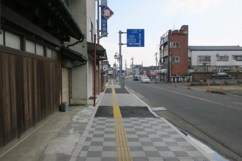 「守木町商店会の歩道が良くなりました!」 (11)
