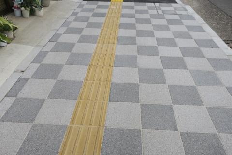 「守木町商店会の歩道が良くなりました!」 (12)