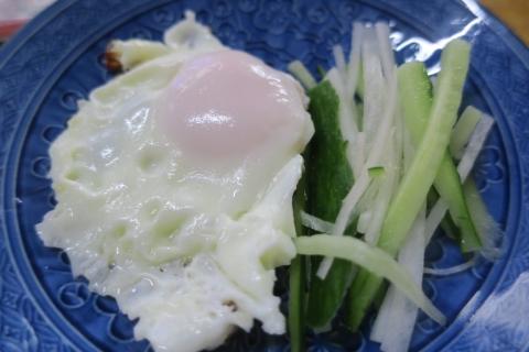 「ゆっくりとした朝食。」③