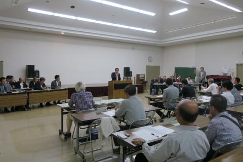 「平成29年度おまつり振興協議会」総会③