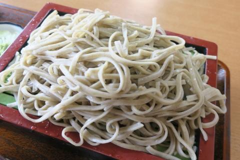 「丸味食堂のミニ焼肉丼&もり蕎麦」 (2)