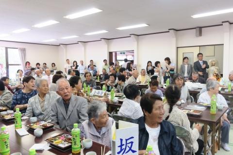 「平成29年度三村地区敬老会」⑥