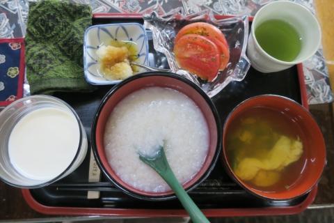 「妻が作ってくれた朝食!」①