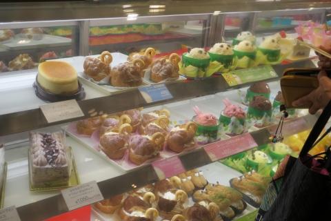 「上野パンダさんのケーキ」⑧