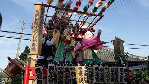 平成29年7月15・16日「片野八幡神社祇園祭」① (1)