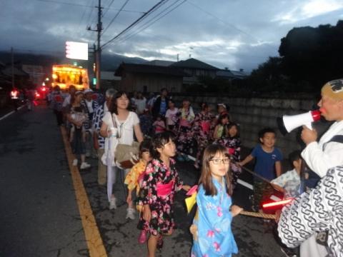 平成29年7月16日「小幡白鳥神社祇園祭」⑤