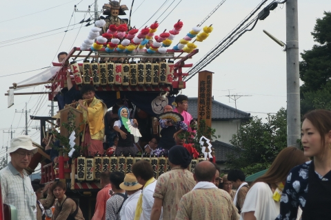 「平成29年7月16日片野八幡神社祇園祭」①