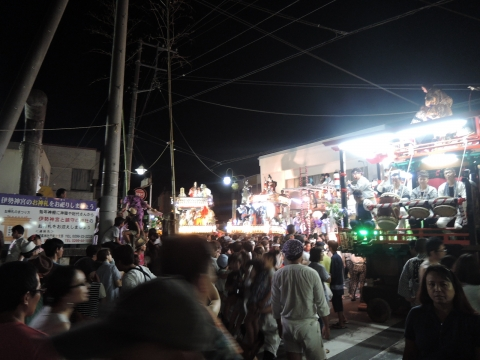 平成29年7月22日23日「柿岡八坂神社祇園祭」 (2)