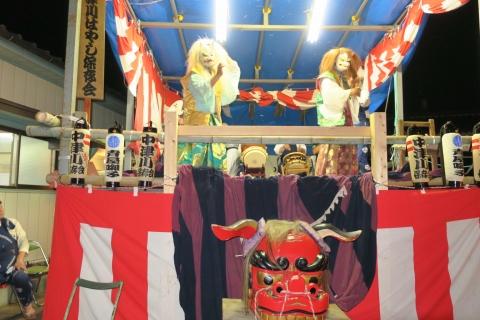 「中津川祗園祭」⑦
