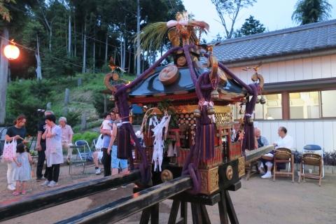 「中津川祗園祭」⑩