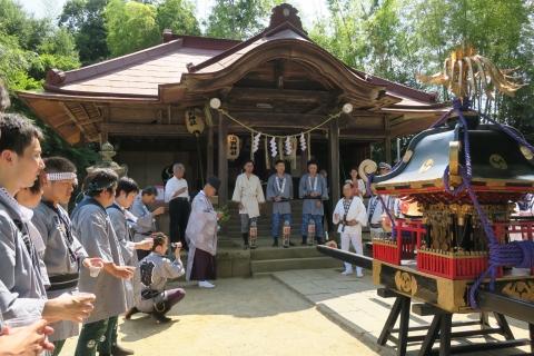「平成29年度三村 須賀神社祇園祭」①