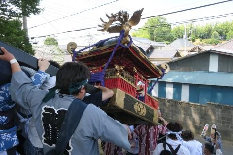 「平成29年度三村 須賀神社祇園祭」④