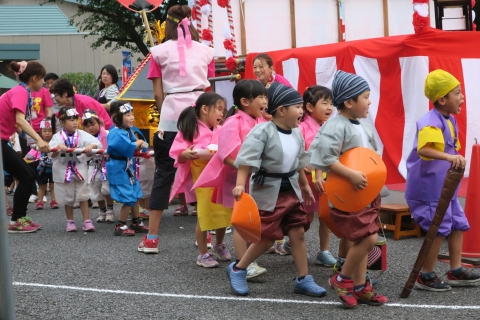 「第17回ハートピア夏祭り」②