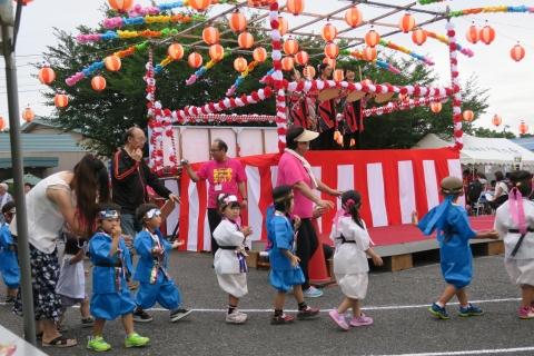 「第17回ハートピア夏祭り」⑥