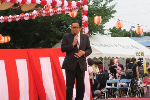 「第17回ハートピア夏祭り」⑨