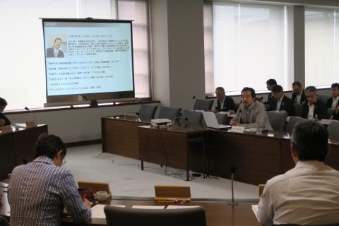 「平成29年8月総務企画委員会」参考人意見聴取②