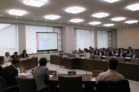 「平成29年8月総務企画委員会」参考人意見聴取④