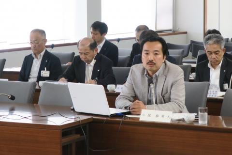 「平成29年8月総務企画委員会」参考人意見聴取③