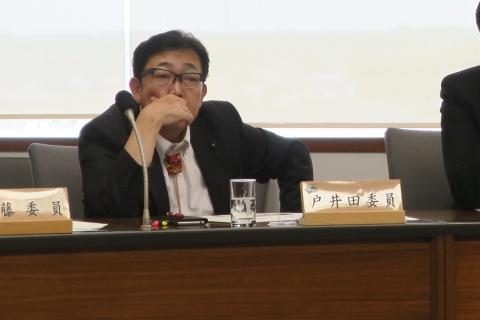 「平成29年8月総務企画委員会」参考人意見聴取⑤