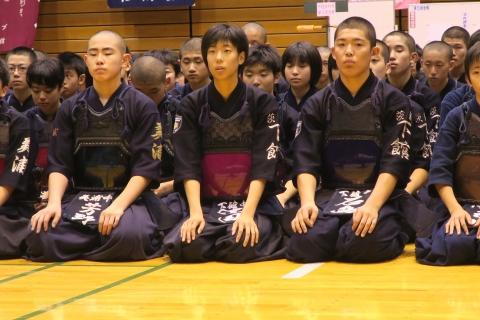 「平成29年度茨城県少年剣道大会」② (1)